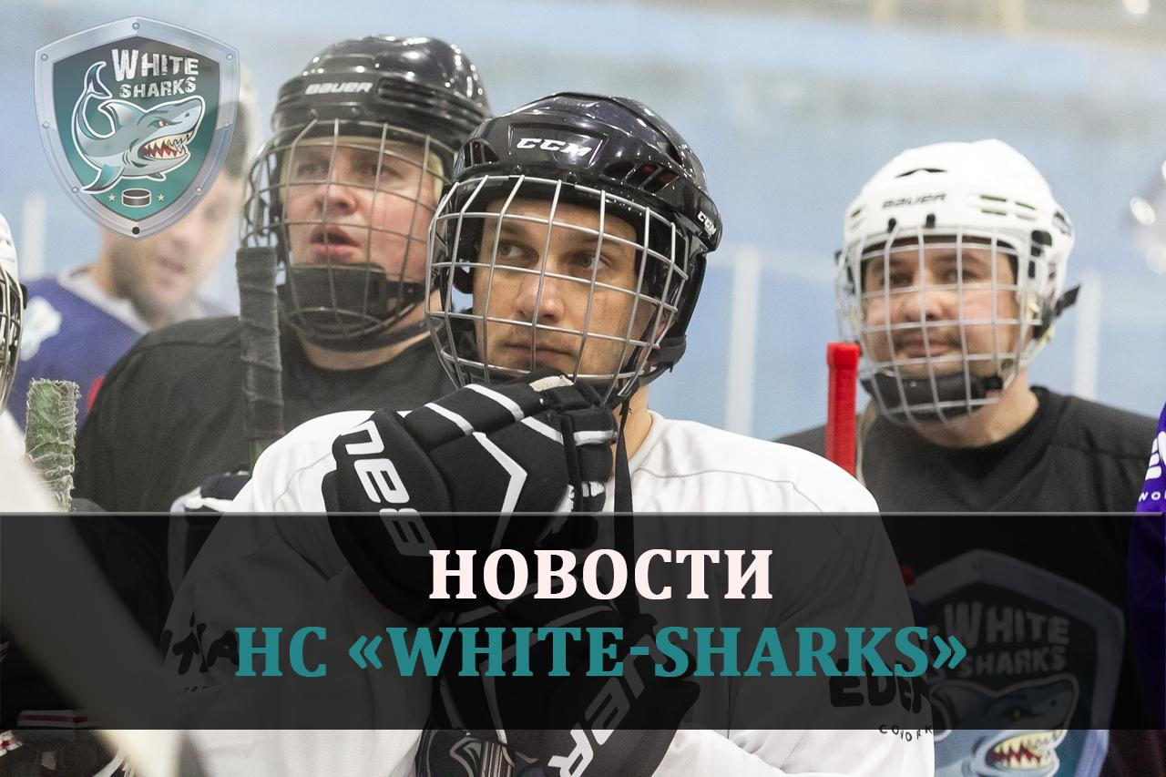 Новости «White Sharks»