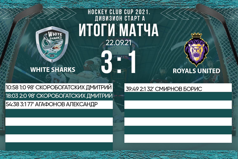 «Hockey club cup 2021» 3-4 матчи