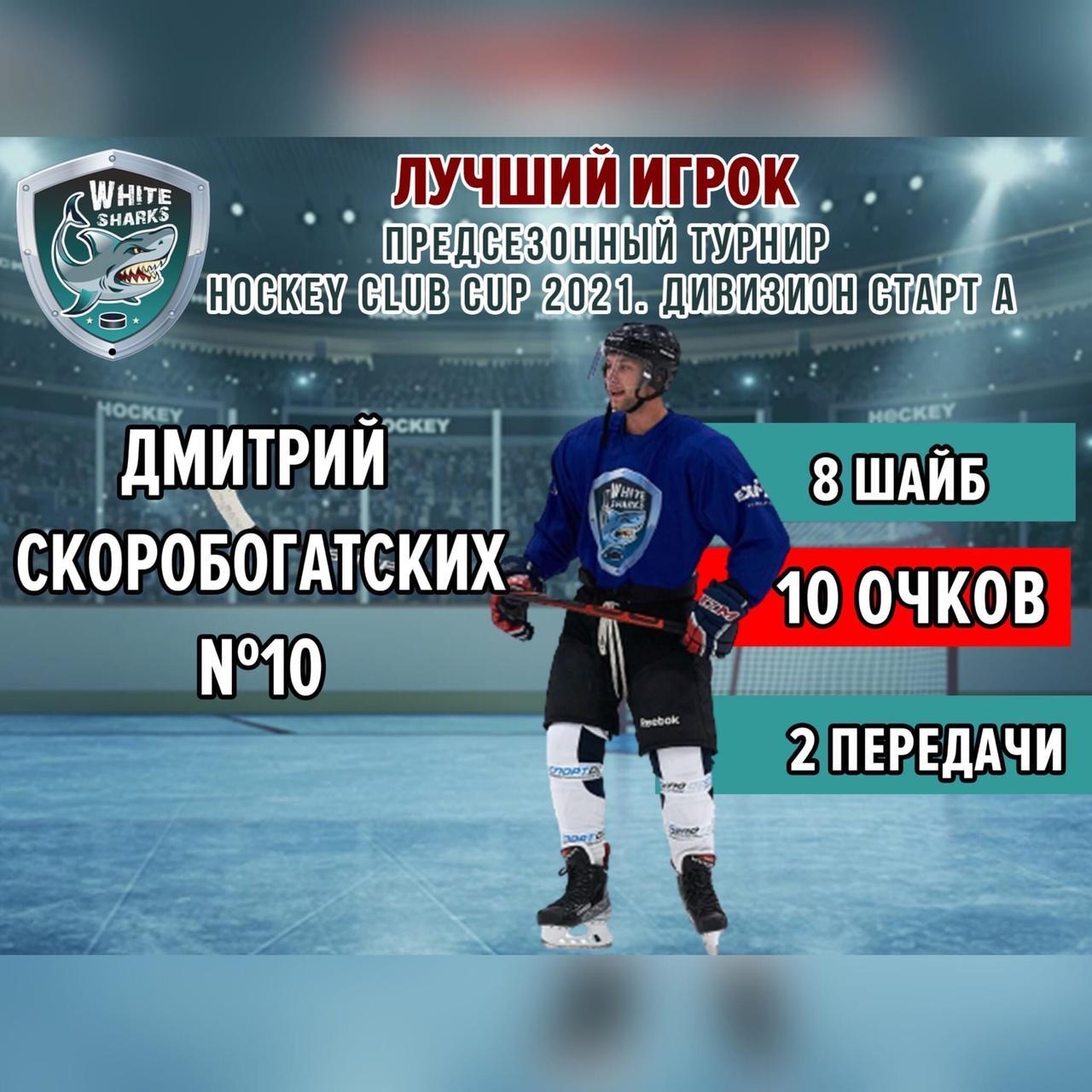 «Hockey club cup 2021» Лучшие